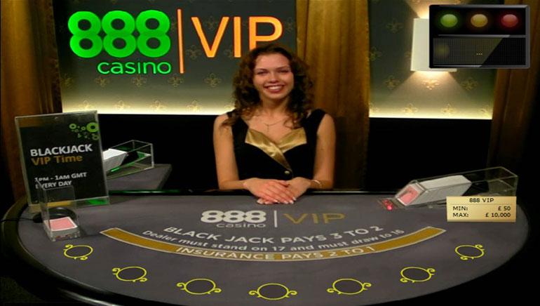 888 Casino panostaa livejakajiin