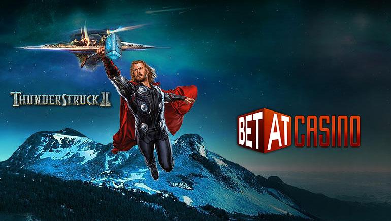 Marraskuu on Promo-aika Bet-at.eu Casino:ssa
