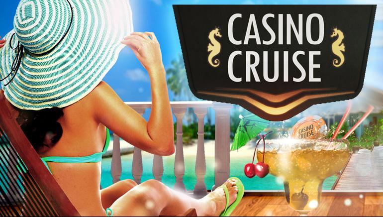 Casino Cruise nostaa purjeensa kohti Brasiliaa anteliailla kampanjoilla