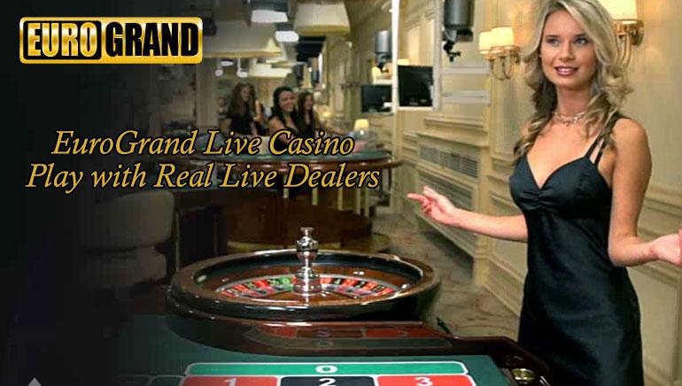 EuroGrand Casino julkaisee 10 uutta mobiilipeliä
