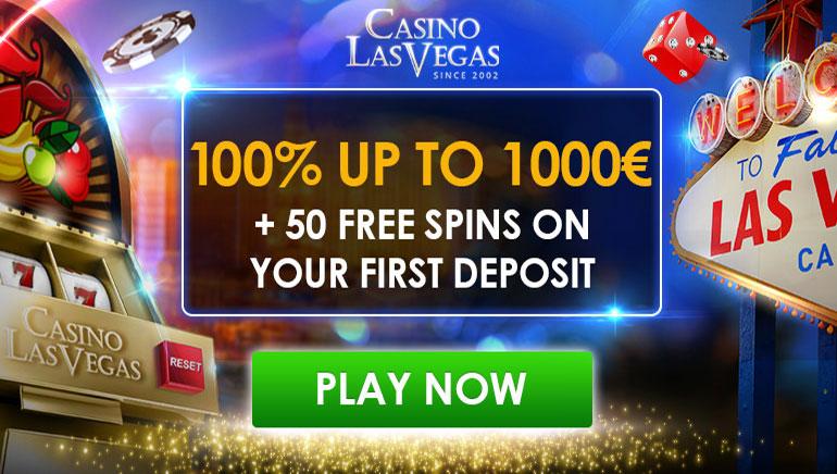 Avokätinen Casino Las Vegas -tarjous OCR:n pelaajille