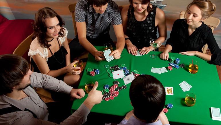 Oikean Rahan Pokeri
