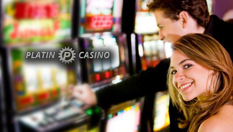 Valmistaudu ensiluokkaisiin pelikokemuksiin Platin Casinolla