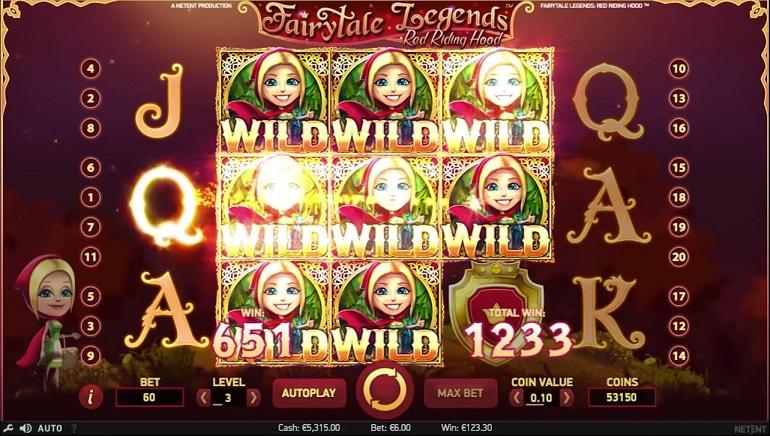 NetEntin uusi Fairytale Legends slotti löytyy nyt Karamba Casinolta