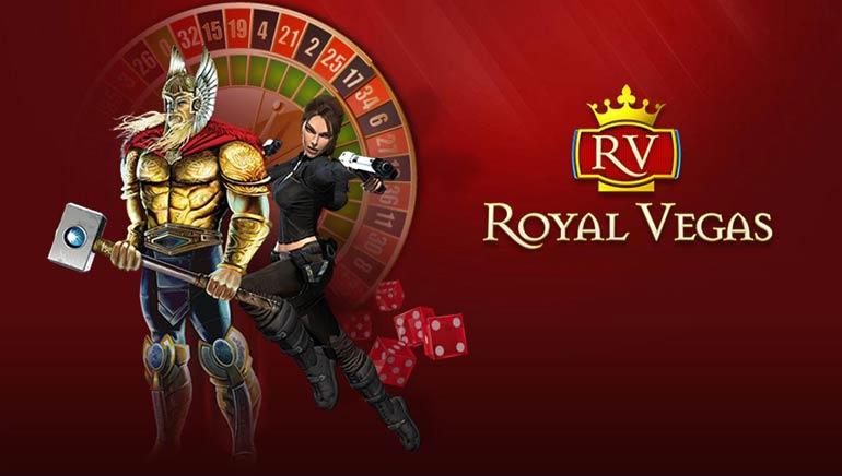 Royal Vegas Casinon pelivalikoima tekee vaikutuksen jopa kaikkein vaativimpiin pelaajiin
