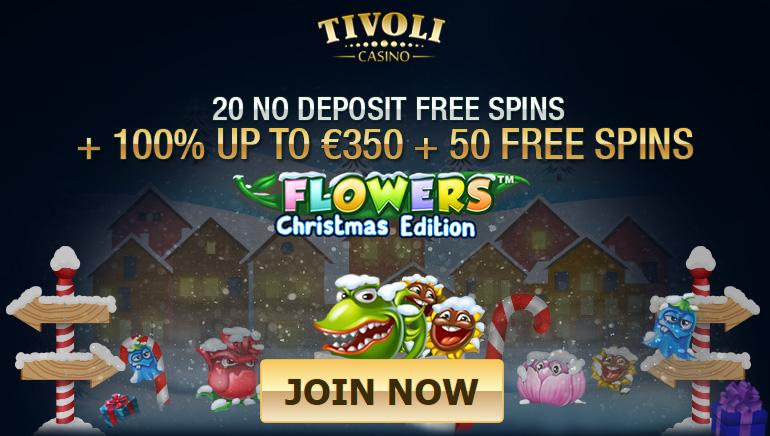 Tivoli Casino jakaa jouluiloa yksinomaisella OCR-kampanjalla
