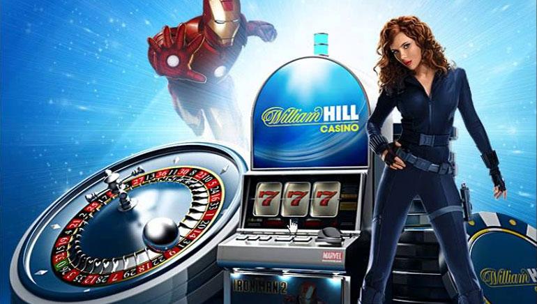Uusia pelejä julkaistu William Hill Casinossa